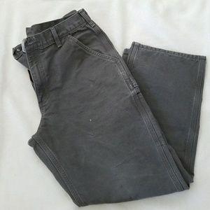 carhartt dungaree fit utility pants